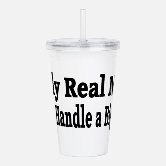 Trucker Acrylic Double-wall Tumbler