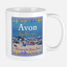 Avon by the Sea Mugs