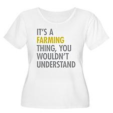 Its A Farming T-Shirt