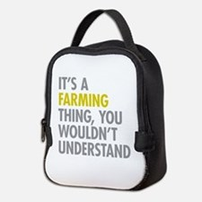 Its A Farming Thing Neoprene Lunch Bag