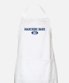 Marching Band dad BBQ Apron