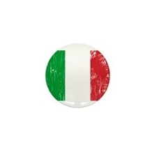 Vintage Italy Mini Button (100 pack)