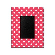 polka dots pattern Picture Frame