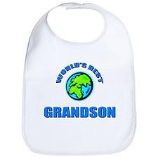 World's Best GRANDMAMA Bib