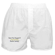 Hugged Roofer Boxer Shorts