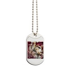 Construction Machine - Get Dirty Dog Tags