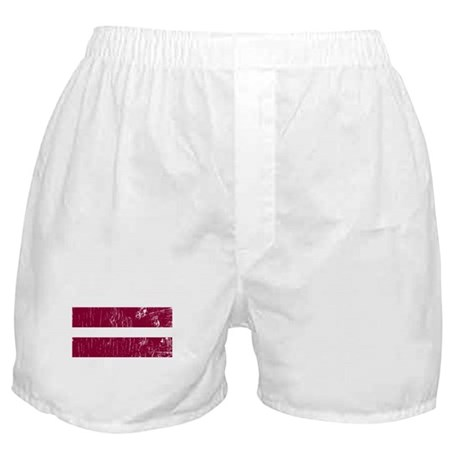Vintage Latvian Boxer Shorts