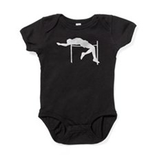 High Jump Silhouette Baby Bodysuit