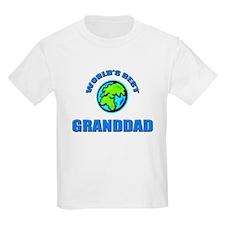 World's Best GRANDDAD T-Shirt