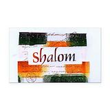 """Shalom 3"""" x 5"""""""