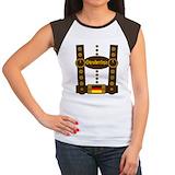 Lederhosen Women's Cap Sleeve T-Shirt