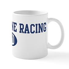 Hydroplane Racing dad Mug