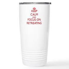 Cute Retreats Travel Mug