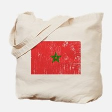 Vintage Morocco Tote Bag