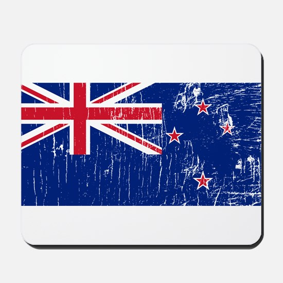 Vintage New Zealand Mousepad