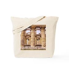Paestum. Temple of Naptune (Hera II). Dor Tote Bag