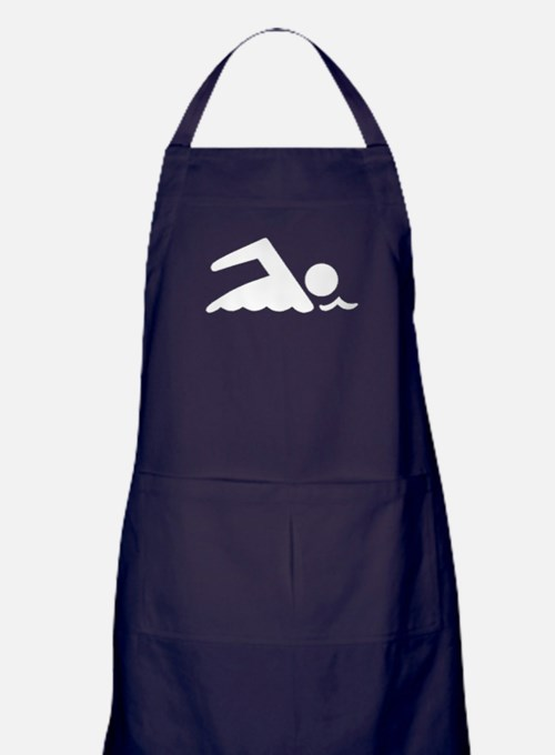 Swimmer Apron (dark)