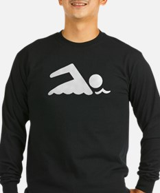 Swimmer Long Sleeve T-Shirt