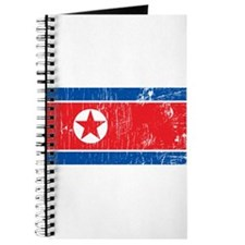 Vintage North Korea Journal
