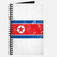 Vintage North Korea Journal