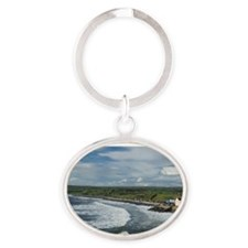 County Clare Oval Keychain