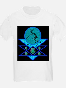 Kokopelli Embracing The Spiri T-Shirt