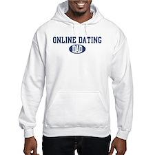 Online Dating dad Hoodie