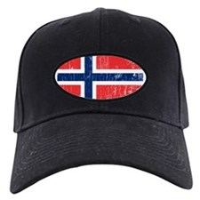 Vintage Norway Baseball Hat