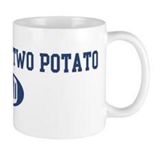 One Potato, Two Potato dad Mug