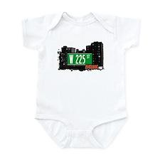 W 225 ST, Bronx, NYC Infant Bodysuit