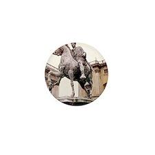 Emperor Marcus Aurelius, Rome. 2nd cen Mini Button