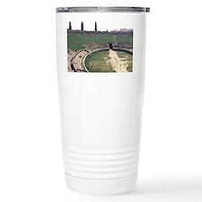 Pompeii amphitheatre, R Travel Mug