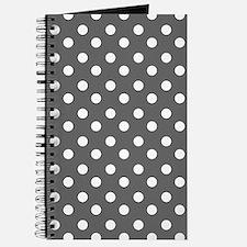 polka dots pattern Journal