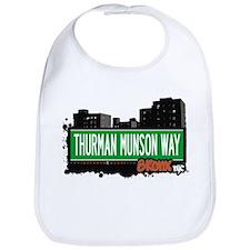 THURMAN MUNSON WAY, Bronx, NYC  Bib
