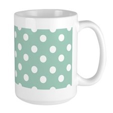 polka dots pattern Mug