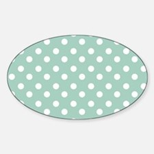polka dots pattern Decal