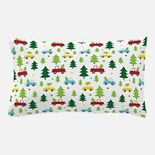 Christmas Tree Holiday Fun Pillow Case