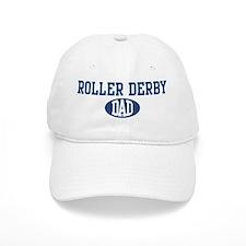 Roller Derby dad Baseball Cap
