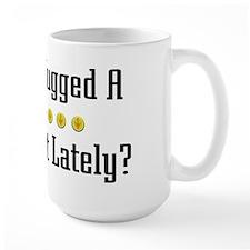 Hugged Receptionist Mug