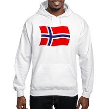 Norway Flag 2 Hoodie
