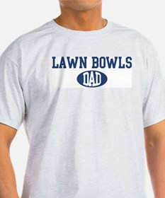 Lawn Bowls dad T-Shirt