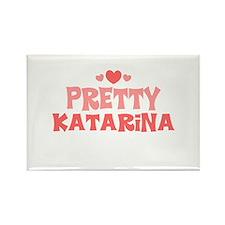 Katarina Rectangle Magnet