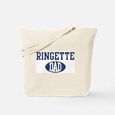 Ringette dad Tote Bag
