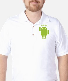 Cute Droid T-Shirt