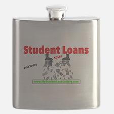 Student Loans Suck Flask