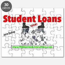 Student Loans Suck Puzzle