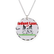 Student Loans Suck Necklace