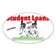 Student Loans Suck Decal