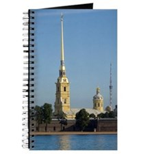 Petersburg, Hare Island, Peter and Paul Fo Journal