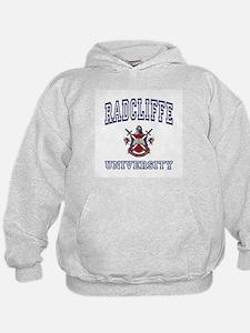 RADCLIFFE University Hoodie